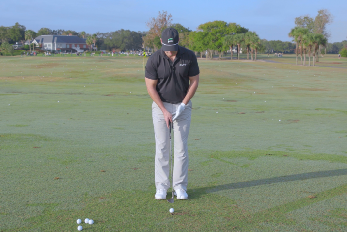Mid Trajectory Chip Shots - Ball Position Guide