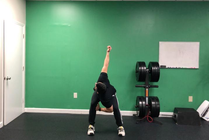 A-Frame Stretch