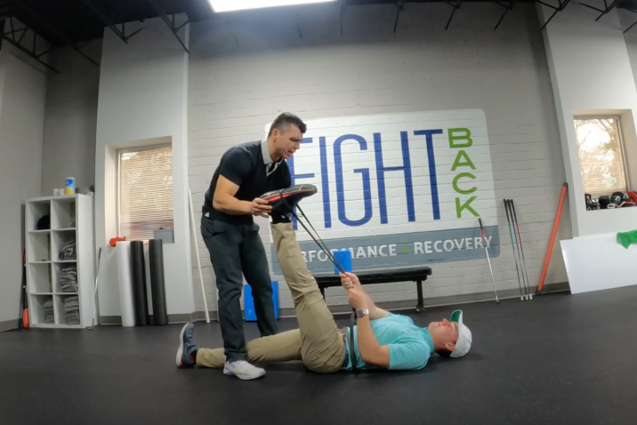 Assisted-Hamstring-Stretch