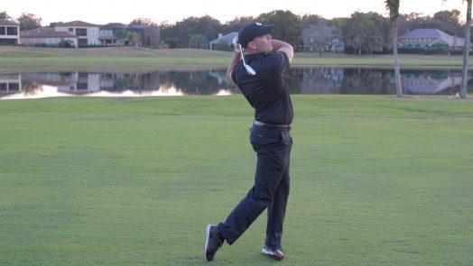Approach Shots Golf Tip- Low and High Ball Flight